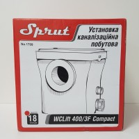 Сололіфт Спрут Sprut WCLIFT 400/3F Compact