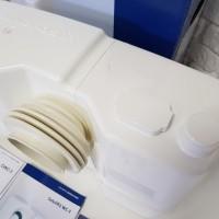 Грундфос Сололіфт для туалета, унітаза Sololift2