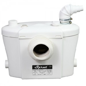 Установка канализационная Sprut WCLift | Aquatica Leo WC | Недорогое решение